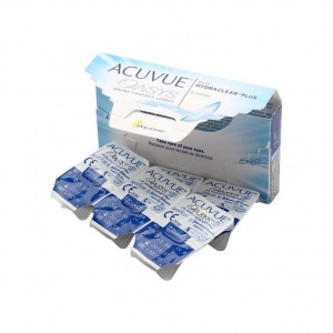 Acuvue Oasys plus hydraclear